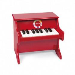 Piano rouge : confetti