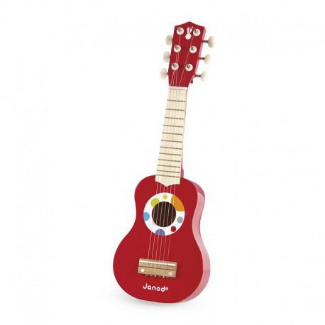 Ma première guitare : confetti