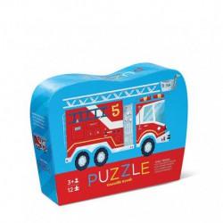Mini Puzzle : fire truck