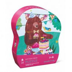 Mini Puzzle : birthday bear