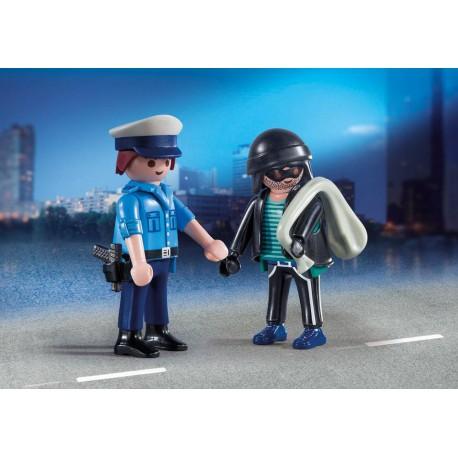 DuoPack Policier et voleur