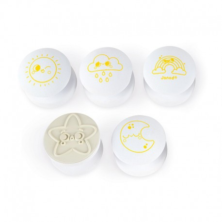 Coffret : 5 baby dream stampinoo