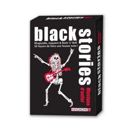 Black Stories : Musique d'Enfer