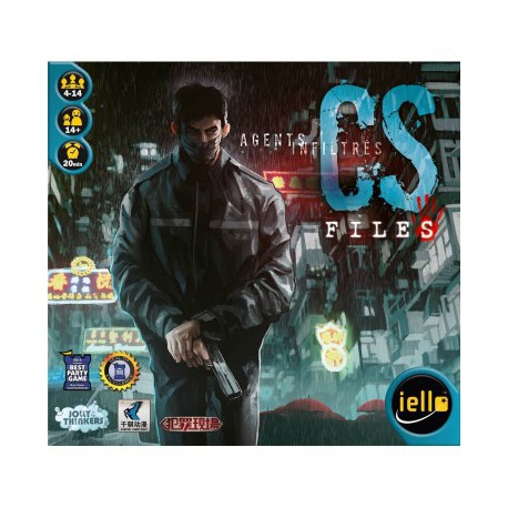 CS Files - Agent Infiltré