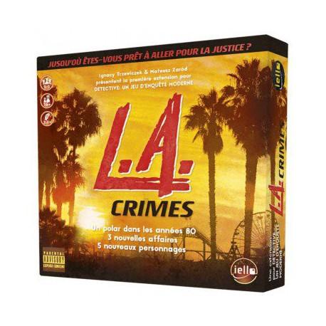 Détective : L.A. Crimes