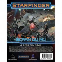 Starfinder : Ecran du MJ