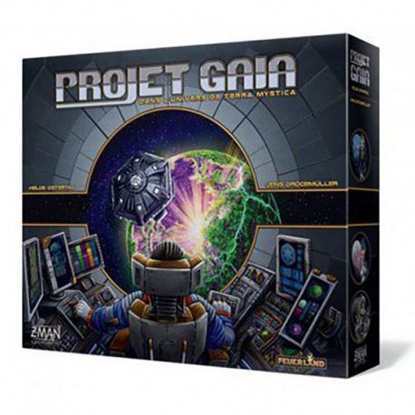 Terra Mystica : Project Gaia