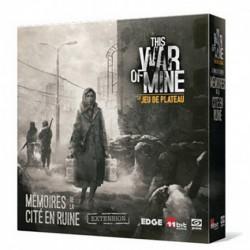 This War of Mine : extension Mémoires de la Cité en Ruine