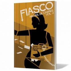 Fiasco : Recueil de cadres - Vol 02