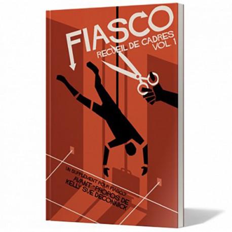 Fiasco : Recueil de cadres - Vol 01