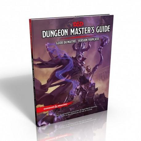 Donjons & dragons 5 : Guide du maître