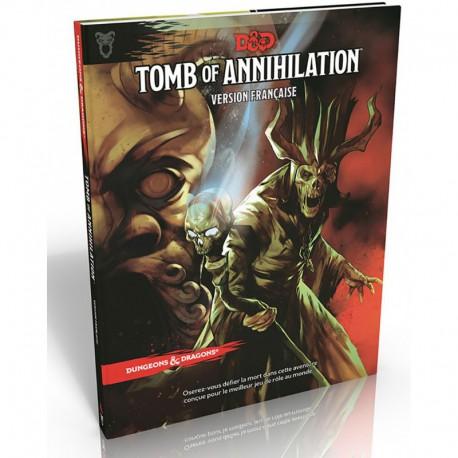 Donjons & Dragons 5 : La tombe de l'annihilation