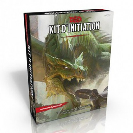 Donjons & Dragons 5 : Kit d'initiation