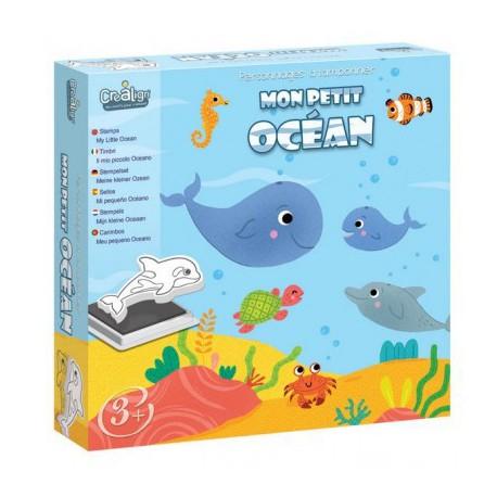 Tampons Mouss : mon petit océan