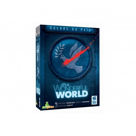 Boite De Jeu - It'S A Wonderfull World - Guerre Ou Paix - Bdjww02