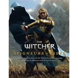 The Witcher - Jdr - Seigneurs & Fiefs - Nov000226