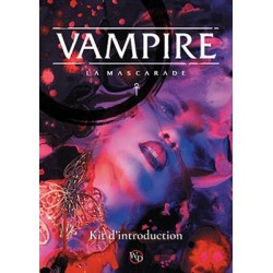 Arkhane Asylum - Vampire - Mascarade V5 - Kit D'Introduction - Nov000225