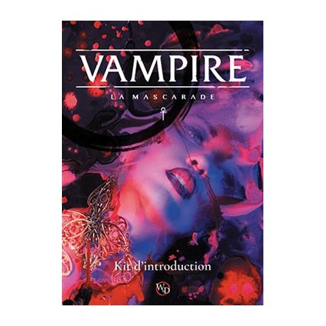 Arkhane Asylum - Vampire - Mascarade V5 - Kit D'Introduction - Nov000225