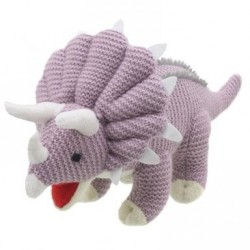 Puppet And Cie - Peluche Triceratops - WB004309
