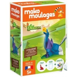 Mako Moulages - Boite - Mon Dragon - MK39060
