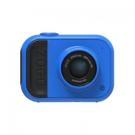 Zogo - Lite Action Camera - Blue - Zogo-Lite-Bu