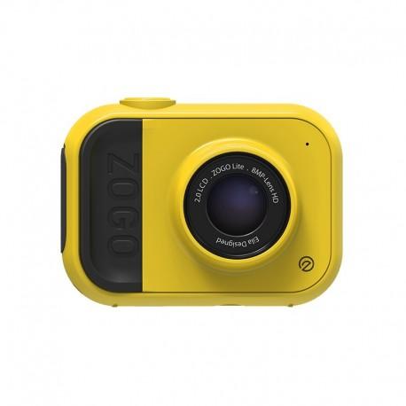 Zogo - Lite Action Camera - Yellow - Zogo-Lite-Ye
