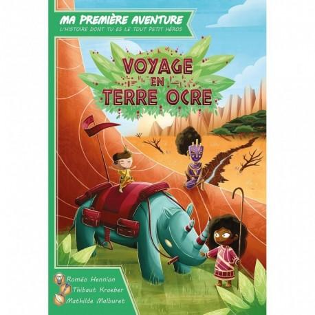 Gameflow - Voyage En Terre Ocre - 01195
