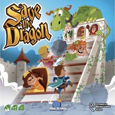 Save The Dragon - 01234