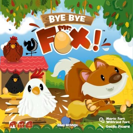 Bye Bye Mr. Fox - 01198