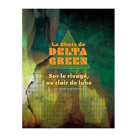Chute De Delta Green - Rivage. Au Clair De Lune