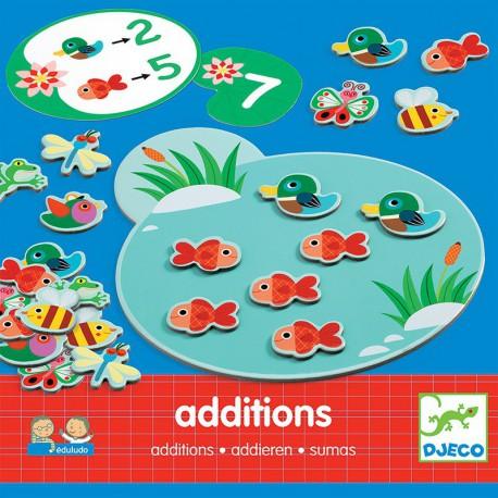 Eduludo : additions