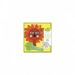 Stickers Les Petits - Coiffeur - Dj09045