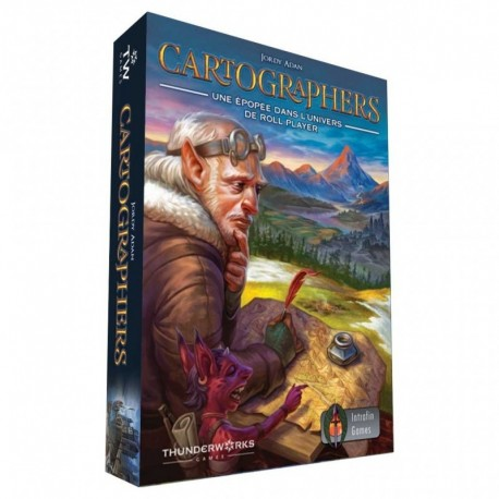 Cartographers - A Role Player Tale