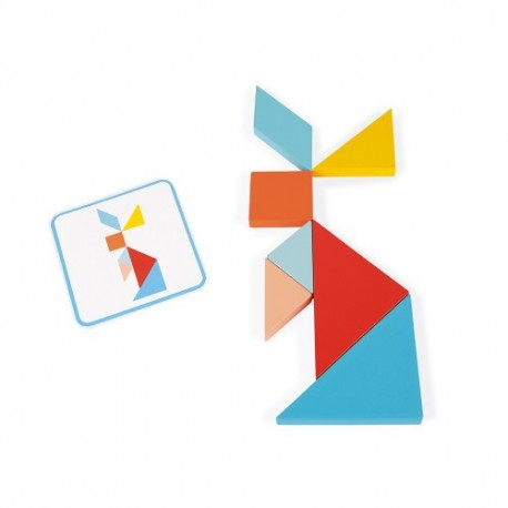 Essentiel - Le Tangram - J05070