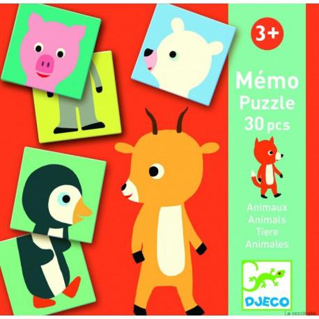 Mémo : animo-puzzle