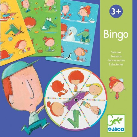 Bingo : saisons