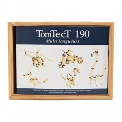 Tomtect - Boite - 190 Pieces - Tt190