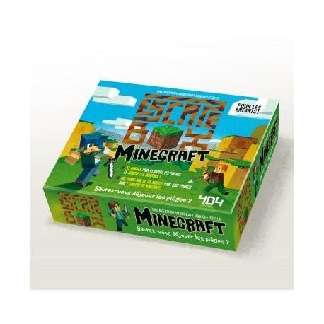 Escape Box : Minecraft Earth