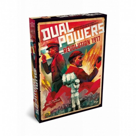 Dual Powers : Revolution 1917