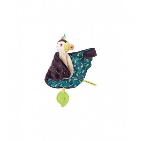 Doudou Toucan Pakou Dans La Jungle - 668018