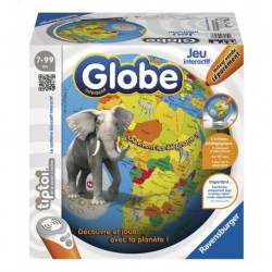 Tiptoi - Globe Interactif - 007936