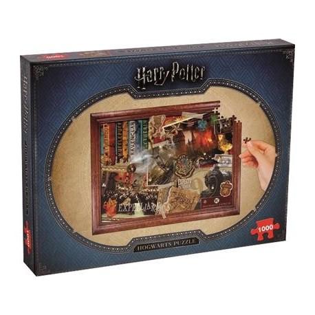 Puzzle Harry Potter - Hogwarts - 1000 pcs