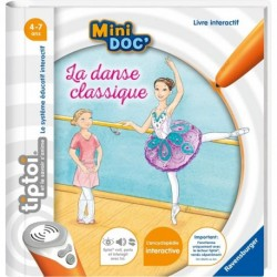 Tiptoi - Mini Doc' La Danse Classique