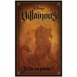 Disney Villainous - La fin est proche