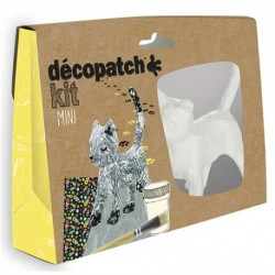 Decopatch - Mini Kit Chat