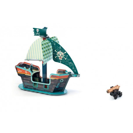 Pop to play : bateau pirate