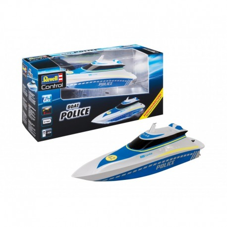 Revell - Bateau Rc Water Police