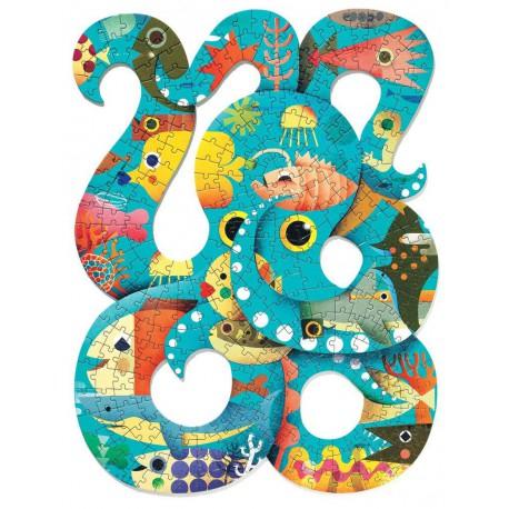 Puzz'Art : octopus