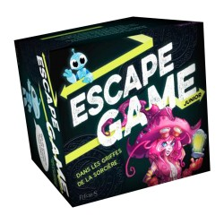 Escape Box Junior 1 - Dans Les Griffes De La Sorcière