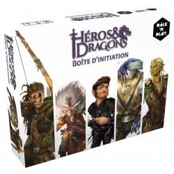 Héros & Dragons - Nouvelle Boite D'Initiation